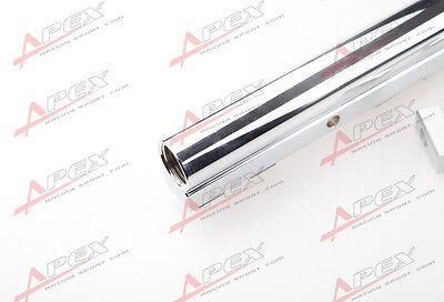 For Supra Mkiv 2JZ-GTE High Flow CNC Billet Aluminum Fuel Rail Silver Anodize