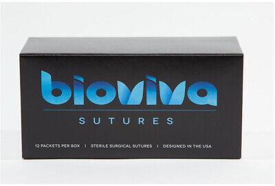 House Brand Spg612 Bioviva Plain Gut Absorbable Sutures C-31 30 18 12bx