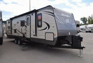 2017 Hideout TT - Travel Trailers 27DBSWE