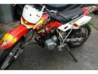 125cc superbyke import