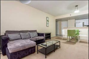 Downtown furnished apartment - Appartement meublé - 60$ per day