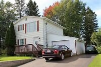 WELL MAINTAINED HOME ON HUGE TOWN LOT