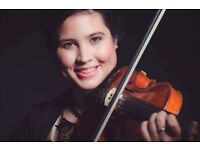 Violin & Viola Teacher