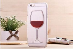 Case iPhone 6s wine glass Peterborough Peterborough Area image 3