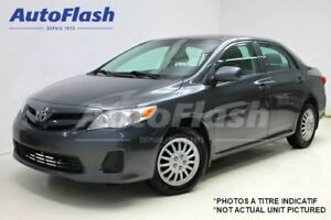 2013 Toyota Corolla CE Groupe-C *A/C* Cruise* Gr.Electric *