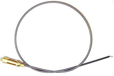 American Made 36 Bullwhip Throttle Control Cable Air Compressor Unloader Speed