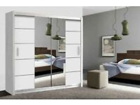 HOT SELL OFFER 20% OFF BRAND NEW LISBON WARDROBE AVAILABLE IN STOCK FREE AND FAST HOME DELIVERY!!!!