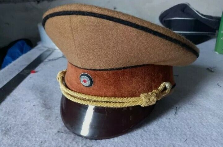 WW2 German  General officer Hat Cap Reproduction