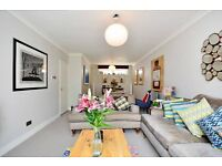 Stunning and spacious two bedroom flat in Regents Park