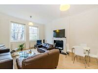 **South Hampstead** Spacious 3 Bedroom period conversion Bright and airy