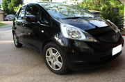 BLACK HONDA JAZZ 2010 Forest Lake Brisbane South West Preview