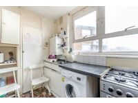 Flat in Southfields plus cash for a flat in Tooting, Balham, Brixton flat