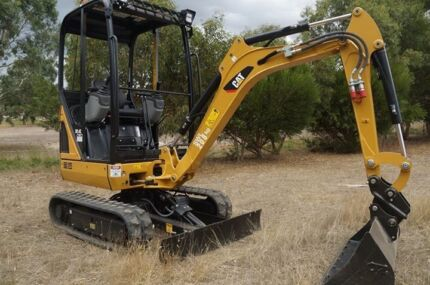 Mini excavator hire Woodside Adelaide Hills Preview