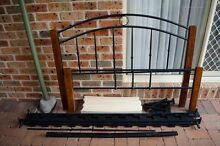 Double bed frame Caves Beach Lake Macquarie Area Preview