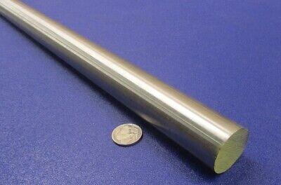 O1 Tool Steel Ground Drill Rod 1.1875 Dia X 3 Ft Length