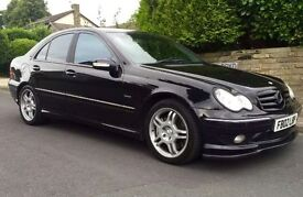 Mercedes C32 Amg 400+ bhp EuroCharged May PX