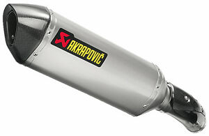 Akrapovic slip-on for BMW S1000RR 2015-16