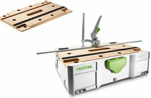 etabli table multifonction festool sys mft systainer 500076. Black Bedroom Furniture Sets. Home Design Ideas
