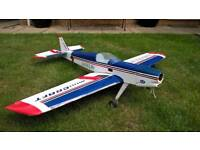 Radio Controlled Model Aeroplane