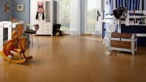 Golden Beach Cork Flooring, warmth, comfortable to walk on