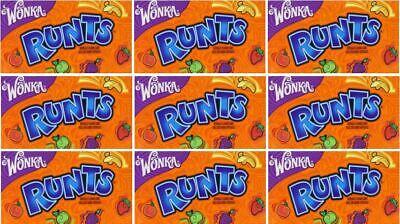 9 Vendstar 3000 Vending Machine Candy Stickers Label Free Ship Runts