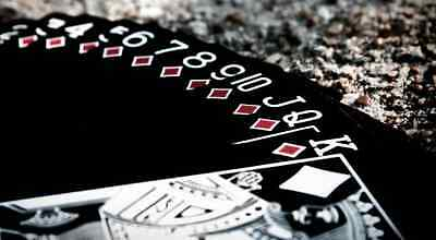 Bicycle Black Ghost Playing Cards: Second Edition