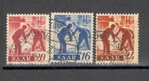 R6198 - SAAR 1947 - LOTTO - FOTO - Italia - L'oggetto può essere restituito - Italia