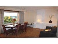 Flat for rent/to let 4 bedroom upper villa in Corstorphine, Carrick Knowe Hill, Edinburgh EH12