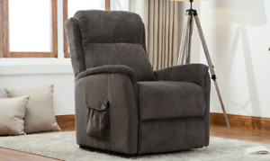The Irving POWER lift recliner chair, in stock with guarantee