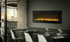 """Great Variety of Electric Fireplaces 24"""" - 100"""" Sizes Available"""