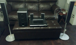 5.1 SONY DVD HOME THEATRE SYSTEM.