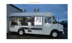 Food Truck FINANCING (free Consultants)