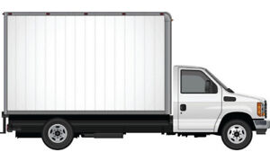 Cube or step van needed for storage. Does not need to run...