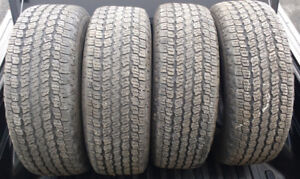 Goodyear Wrangler All-Terrain 265/70R16