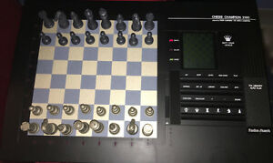 (CHESS) ELECTRIC CHAMPION 2150 SYSTEM (64 LEVELS)($195)