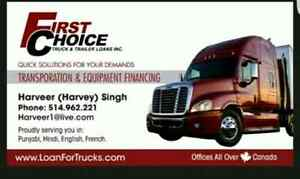 LOOKING FOR FINANCE FOR YOUR TRUCK? TRAILER ? WE CAN HELP! West Island Greater Montréal image 1