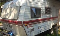 18ft Prolwer trailer