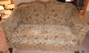Comfortable matching couch and love seat