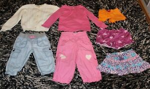 GIRL'S CLOTHES SIZE 3 EVERYTHING FOR $5