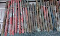 Various Chisels, Spades, Moils, Wedges