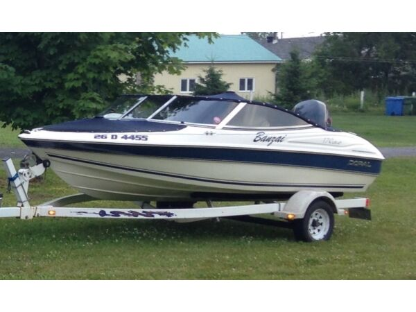 Used 2003 Doral Boats 170 br