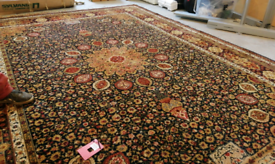 Quality. Rug carpet. Large. Circa 12ft by 9ft.
