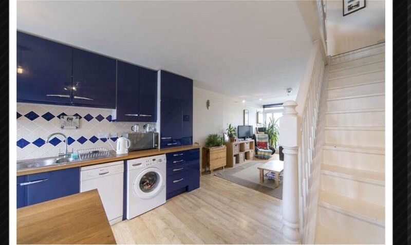 2 BED FLAT: TROON HOUSE WHITE HORSE RD WHITECHAPEL E1 0NF - NO BENEFIT TENANT
