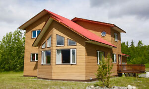 CUSTOM BUILD IN HAINES JUNCTION  PG ID# 143769