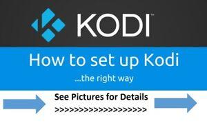 Kodi Box Programming – Android Box Updates