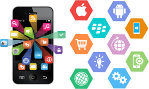 Mobile App Developer - Contact  us 416-6285275