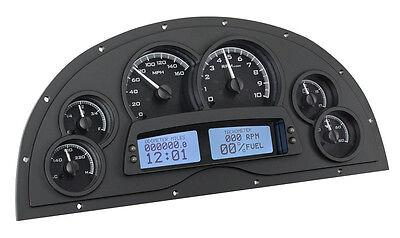 Dakota Digital Analog Gauge Kit Marquez Design Dash 67 68 69 Camaro VHX-1200-K-W