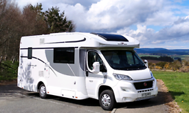 PLEASE READ DATES Motorhome Campervan hire (Dundee) FULLY BOOKED TILL 19 September