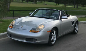 Super Charged 1997 Porsche Boxster Priced to Sell @ $14000. OBO