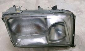Mercedes Benz W124 Headlight E Class C124 A124